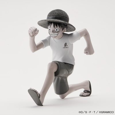 HKDSTOY GRAMICCI x ONE PIECE [Luffy 'Running man'] Mono
