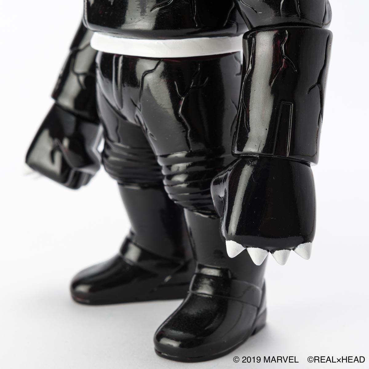 HKDSTOY × REAL×HEAD -MARVEL [GHOST RIDER] BLACK/ORANGE