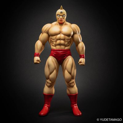 KINNIKUMAN 40cm big sofvi series [KINNIKUMAN -red pants ver.]