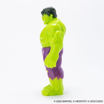 HKDSTOY × GOCCODO -MARVEL [HULK] GREEN/VIOLET