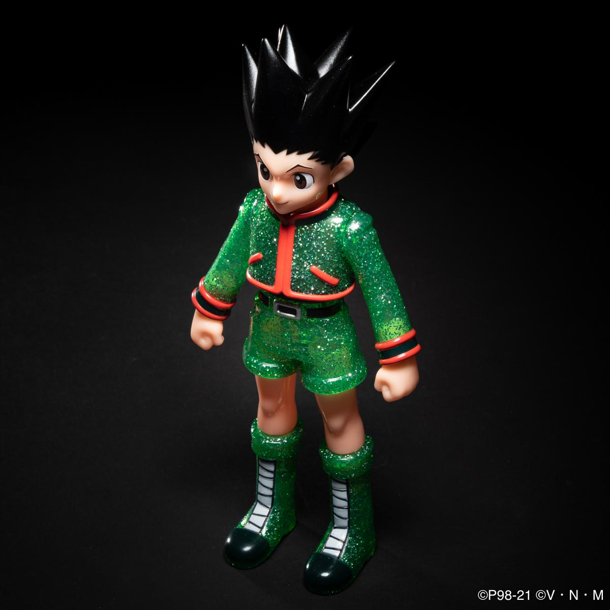 HKDSTOY HUNTER×HUNTER [Gon Freecss] greenish glitters ver.