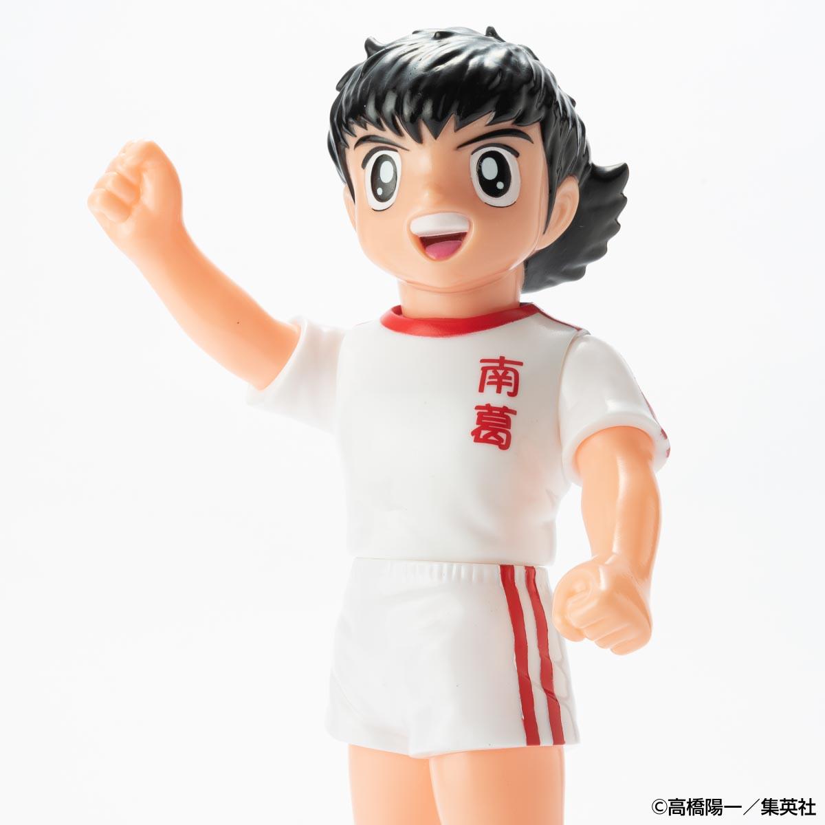 Captain Tsubasa sofvi collection Ozora Tsubasa 'Nankatsu SC uniform(red) ver.'