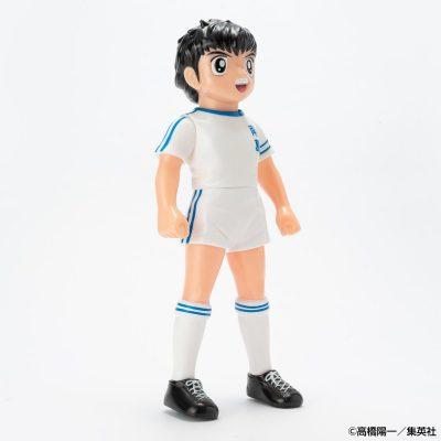 Captain Tsubasa sofvi collection Ozora Tsubasa 'Nankatsu SC uniform(blue) with captain armband'